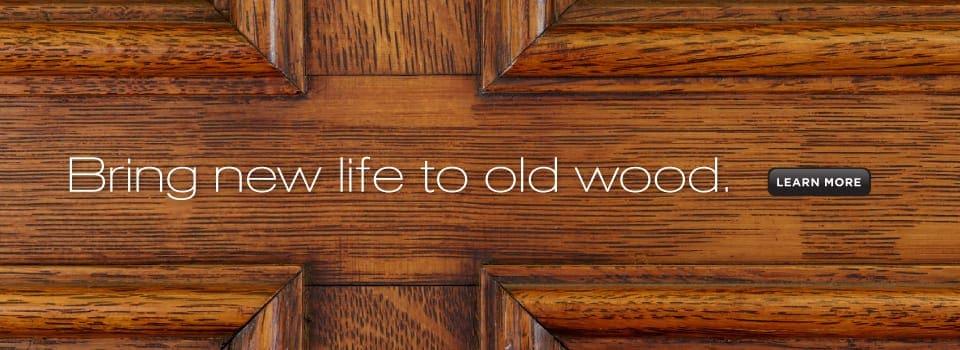 woodwork refinishing